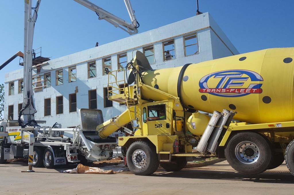 Transfleet Concrete | Ready Mixed Concrete for Commercial